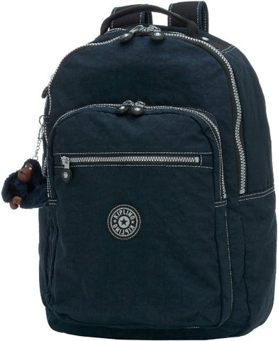 Kipling Seoul Large Backpack With Laptop Protection- True Blue