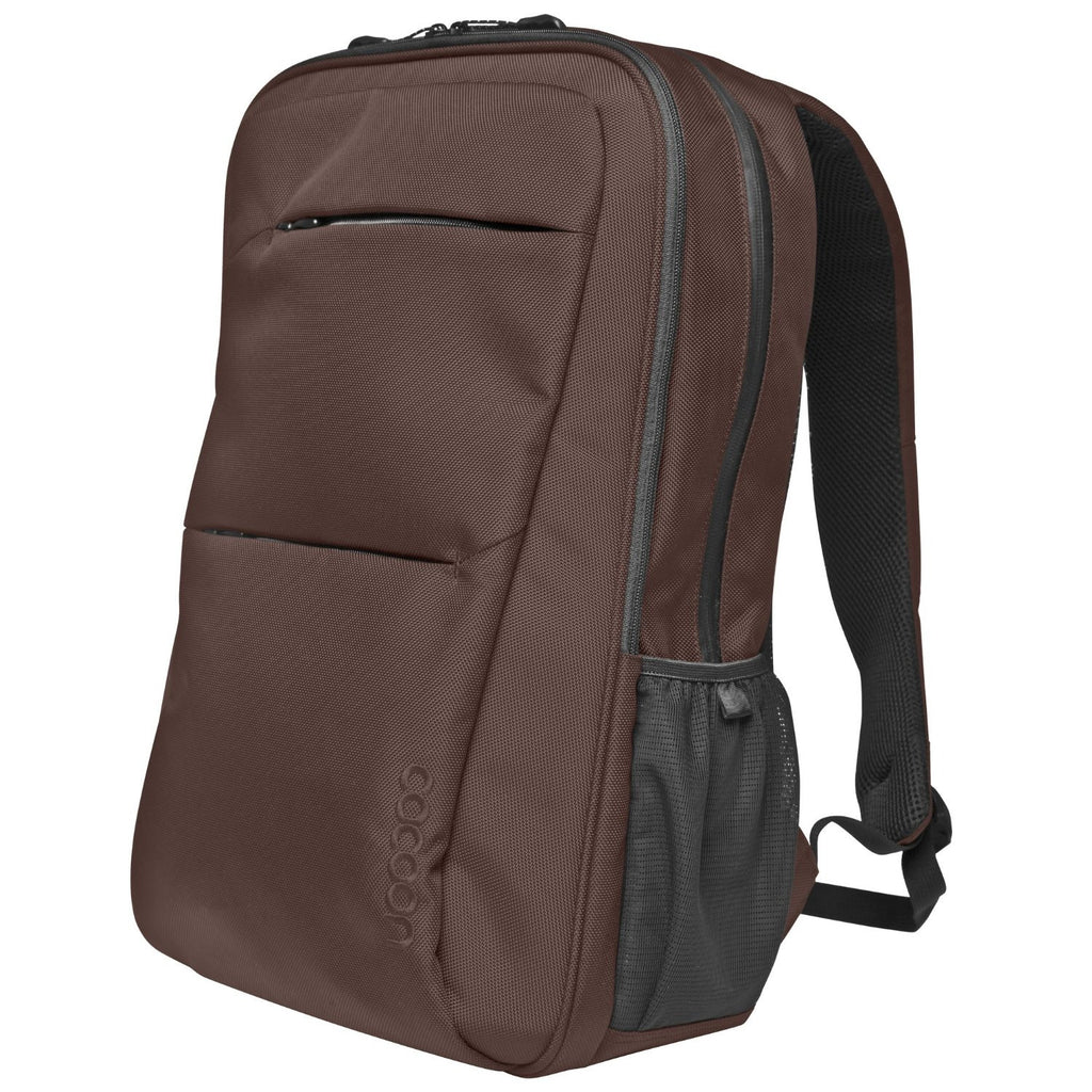 Cocoon CBP751BR Backpack, up to 17 inch laptop, 19.25 x 7.75 x 13.5 inch, Brown