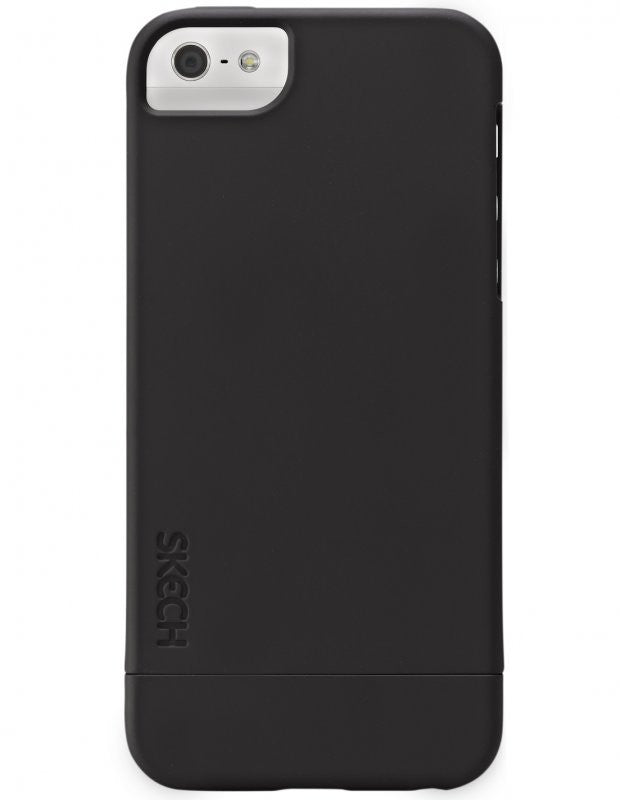 Skech Hard Rubber for iPhone 5 & 5s - Black