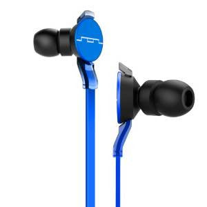 SOL REPUBLIC 1161-36 AMPS HD In-Ear Headphones with Free Ear Tips for Life - Blue