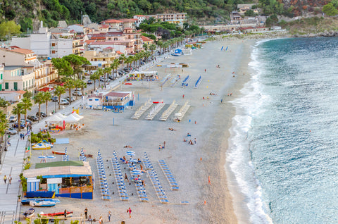 Beaches of Scilla