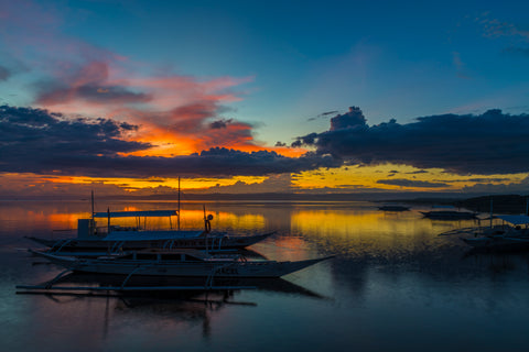 Bohol Sunset
