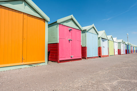 Brighton Beach Huts UK