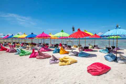 Gili Air Umbrellas