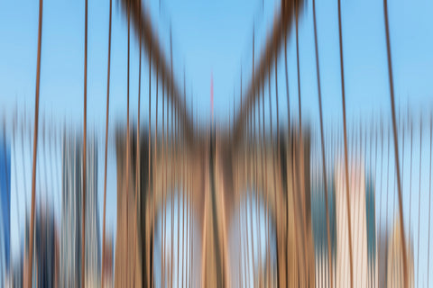 Motion - Brooklyn Bridge I