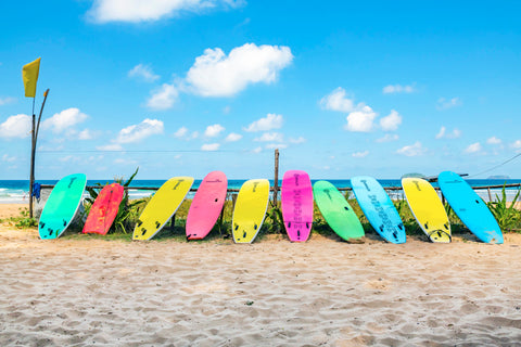 Philippines Surfboards