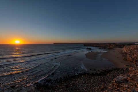 Sunset at Algarve