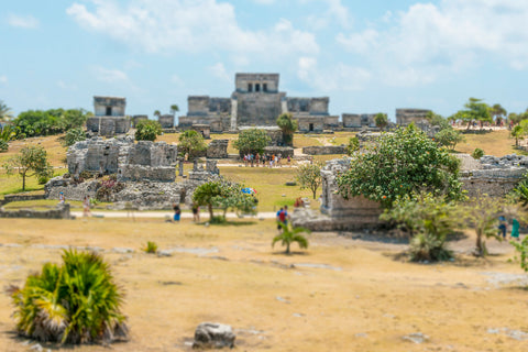TIlt Shift Tulum II