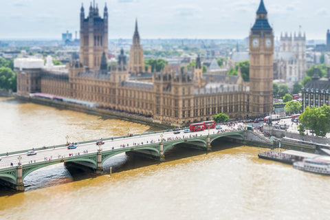 Tilt Shift London I