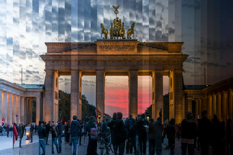 Time Slice Berlin Gate