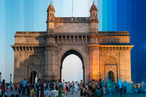 Time Slice Gateway to India located in Mumbai, India.
