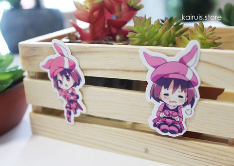 LLENN Stickers [SAO;GGO]