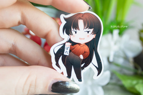 Casual Rei Sticker [Sailor Moon]