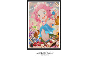 Dragalia Lost Maribelle Poster