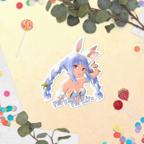 Summer Pekora Sticker [HoloLive]