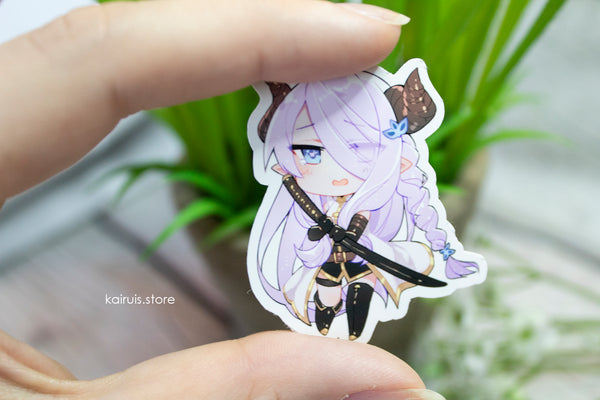 Narmaya Sticker [Granblue]