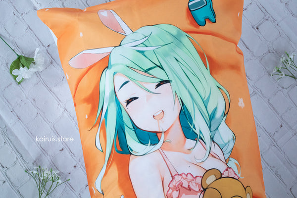 Sleepy Kairui Dakimakura Cover [Original]
