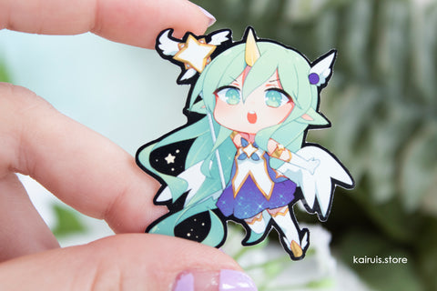 Star Guardian Soraka Sticker [LoL]