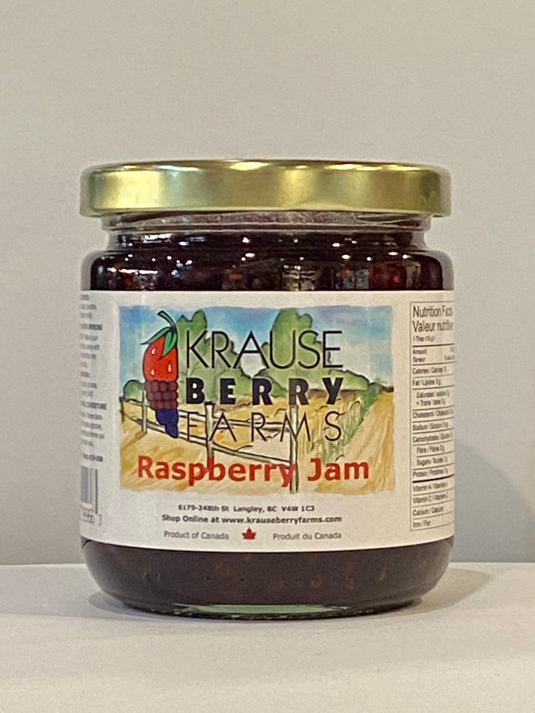 Krause Raspberry Jam