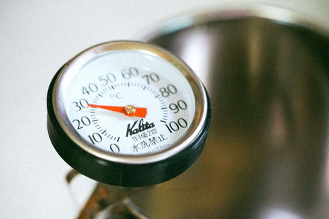 coffee water temperature thermometer