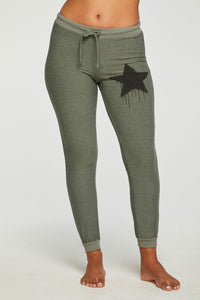 black star pants - safari