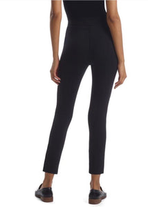 neoprene black legging with perfect control