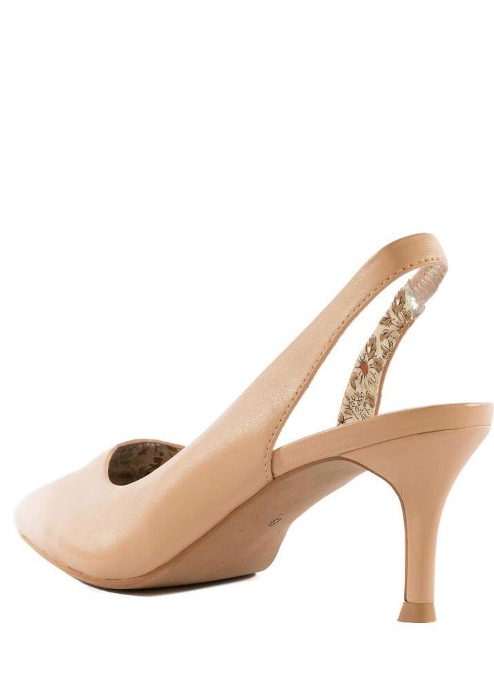 ornament nude heel