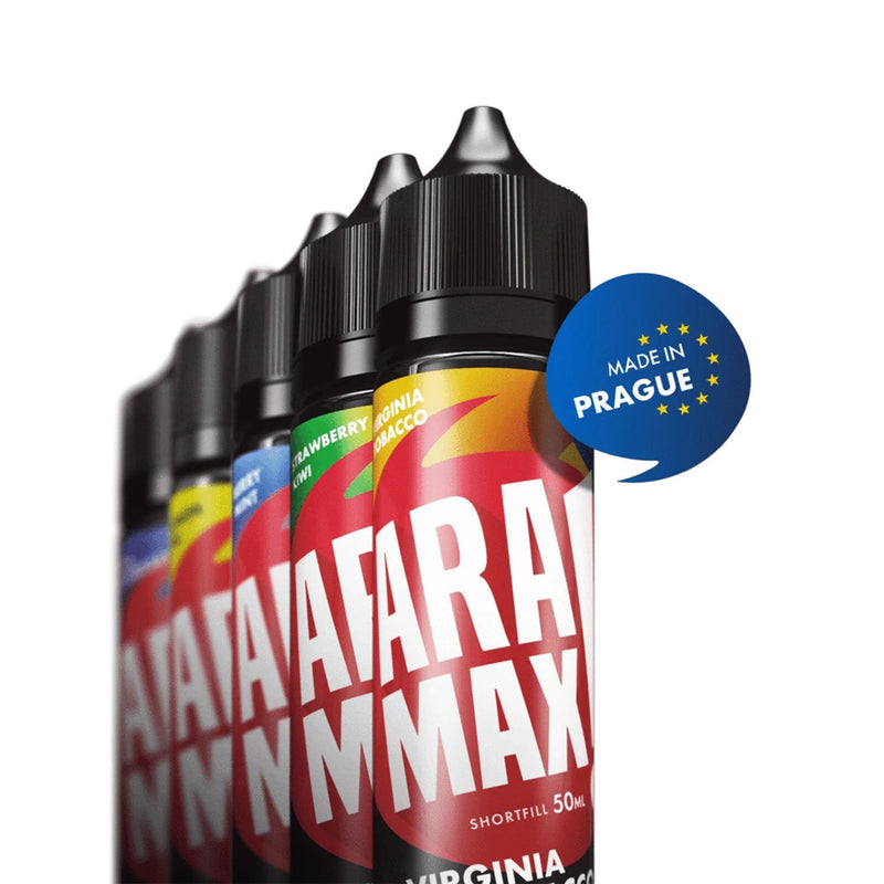 Aramax Short Fill E-Liquid
