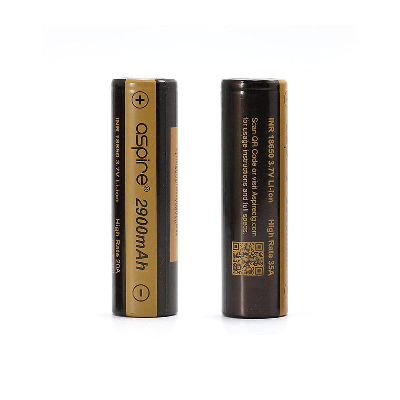 Aspire 18650 2900mAh Battery