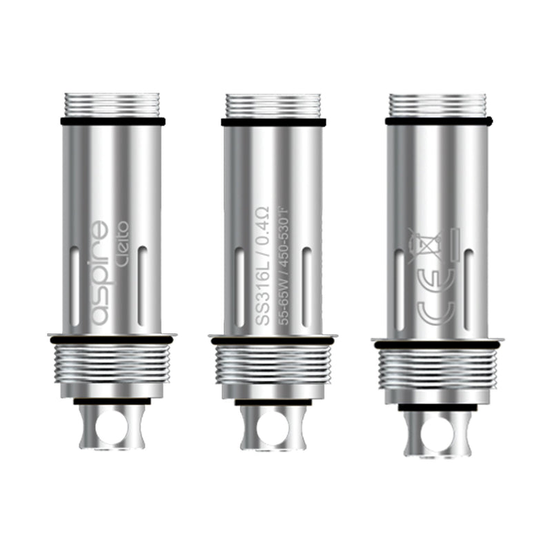 Aspire Cleito Coil Heads