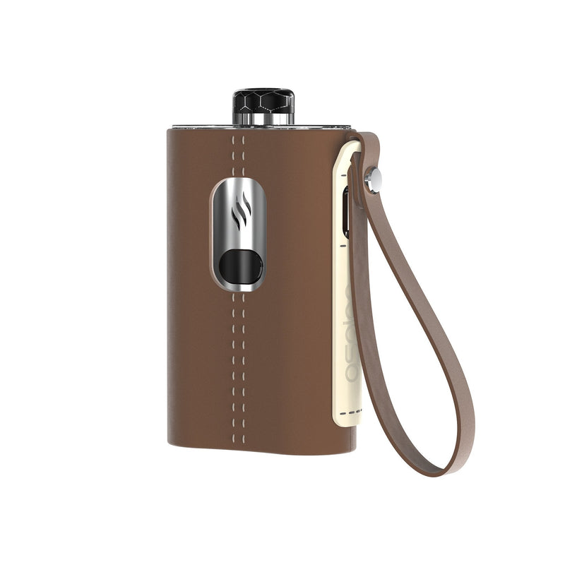 Aspire Cloudflask Kit Brown Leather