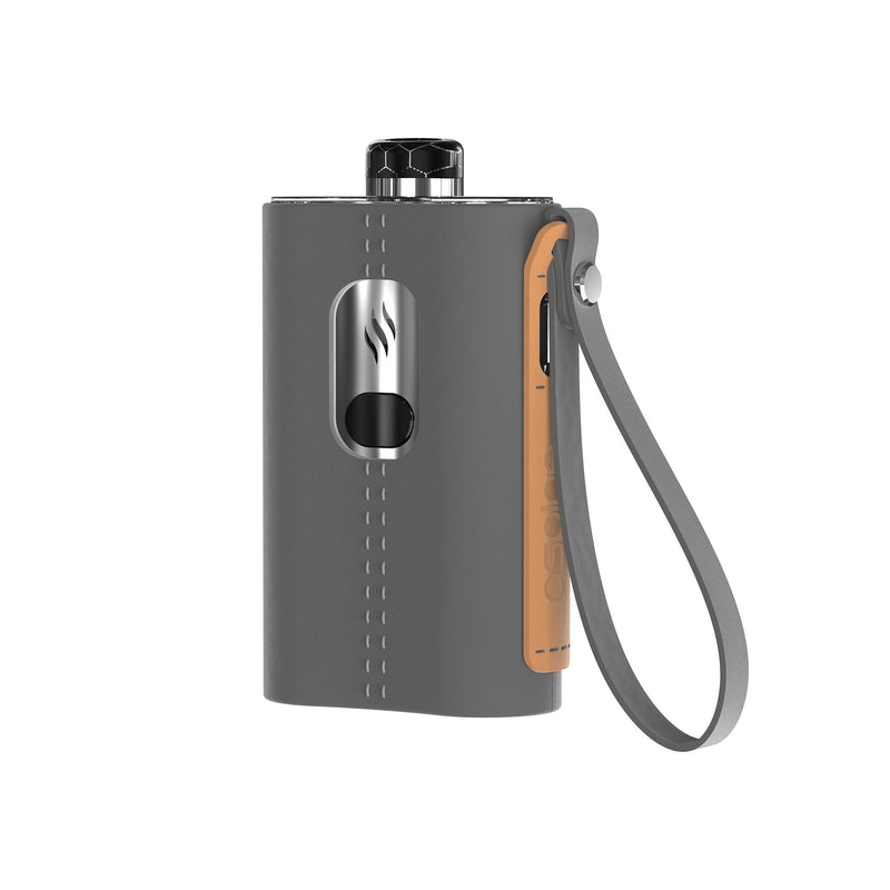 Aspire Cloudflask Kit Grey Leather