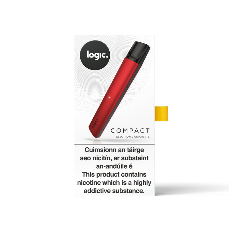 Logic Compact Device Scarlet Red ?id=16076483657859
