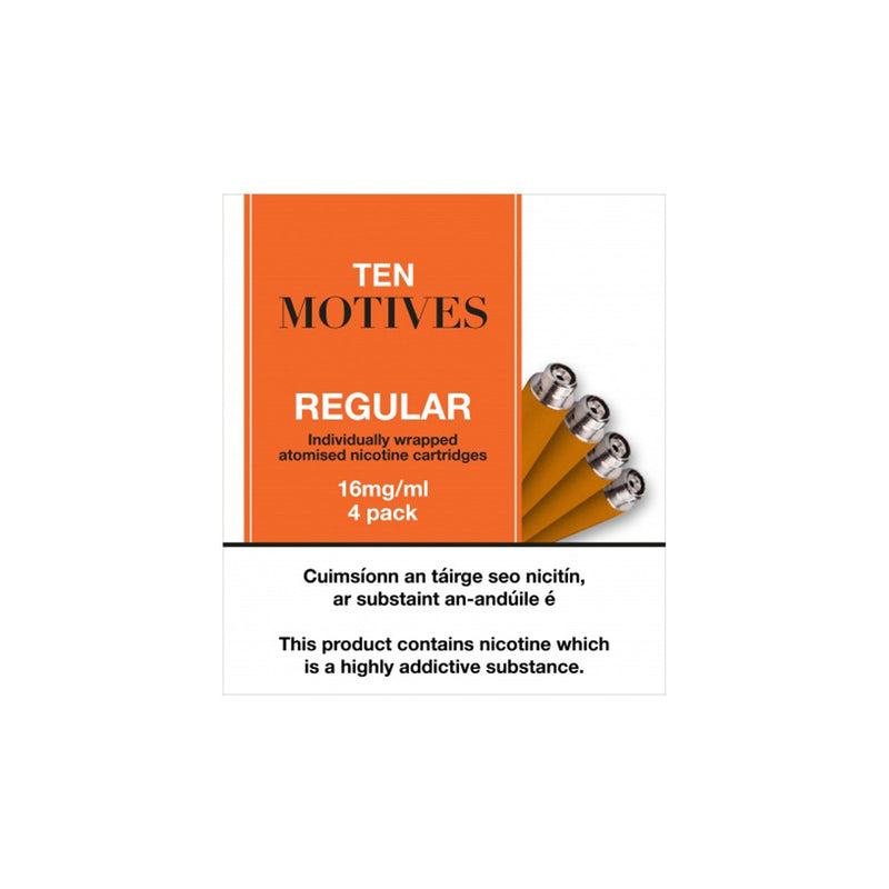 Ten Motives Refill Tobacco - 16mg/ml