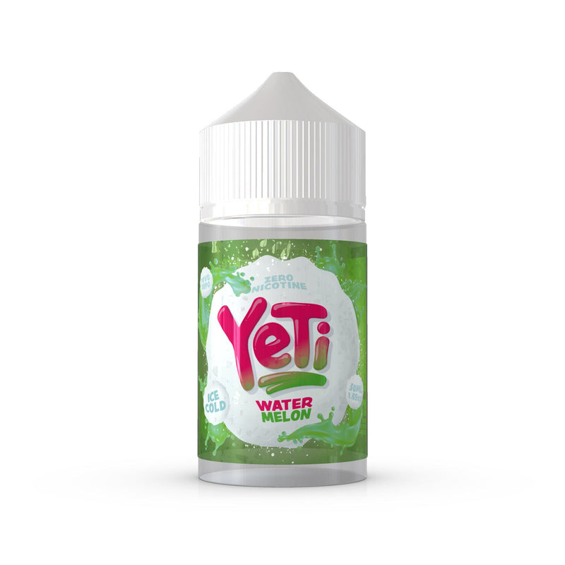 Yeti 50ml Short Fill E-Liquid Watermelon Ice