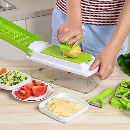 12 in 1 Vegetables Chopper Slicer
