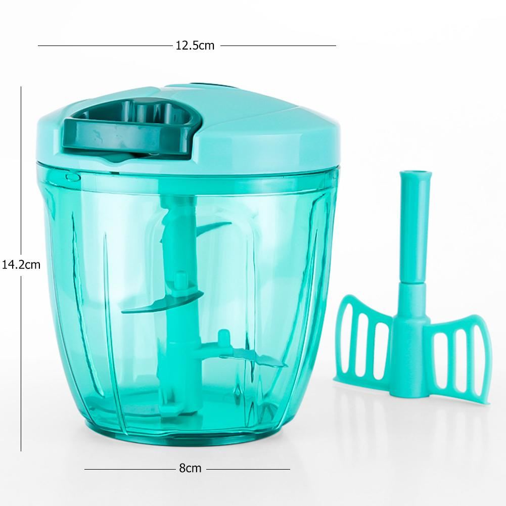 Big Handy Chopper - 750 ml + 5 Blades