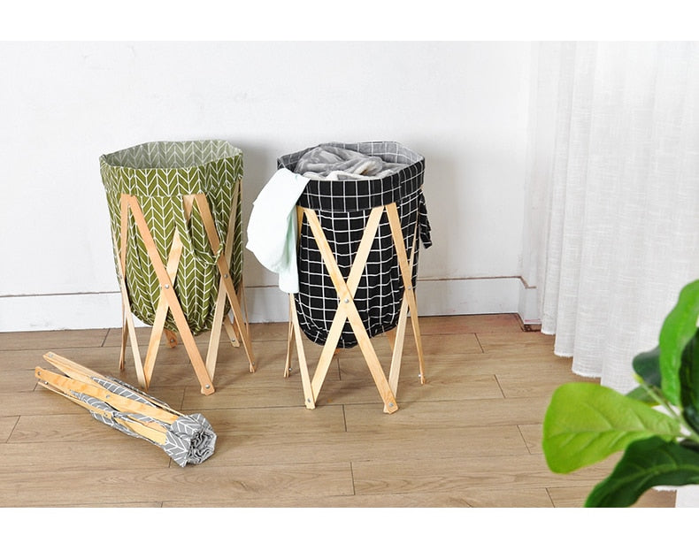Eleganto - Foldable Laundry Basket