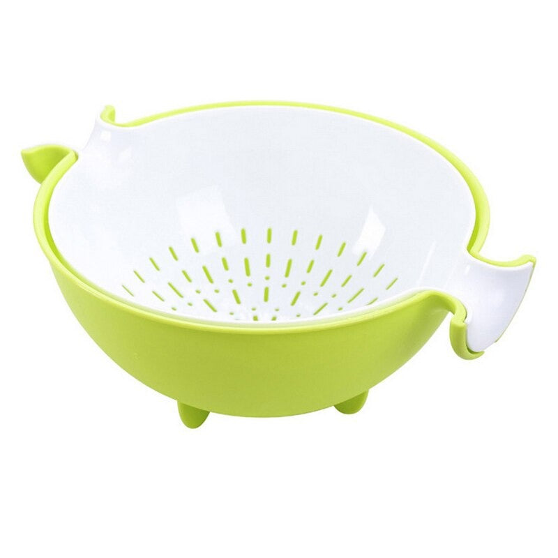 Easy Washing Basket & Strainer