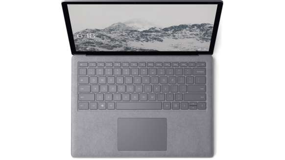 Surface Laptop 13in 256GB i5 8GB Win10S Commercial Platinum no Pen