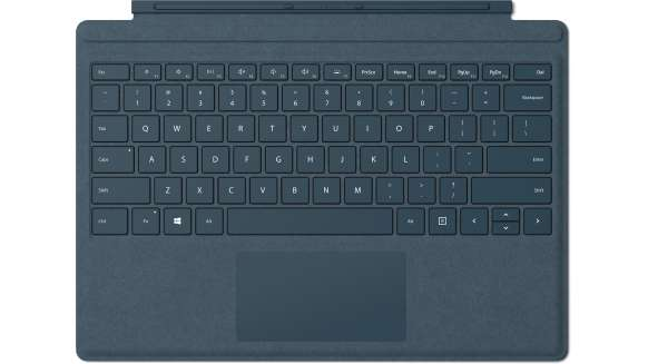 Surface Pro Signature Type Cover Commercial English Cobalt BL