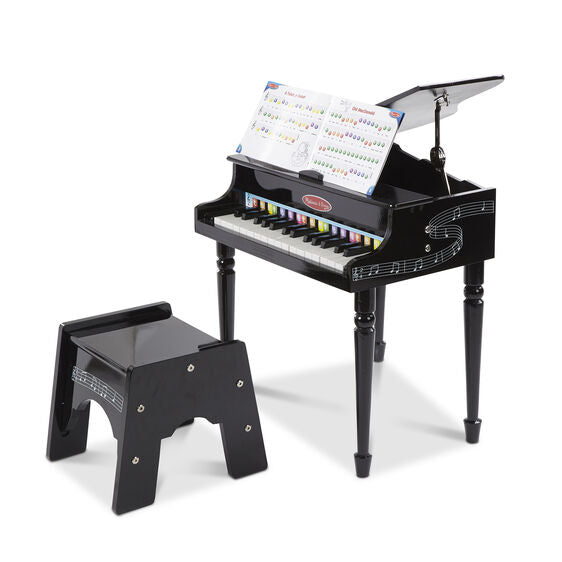 MELISSA & DOUG- LEARN TO PLAY CLASSIC GRAND PIANO