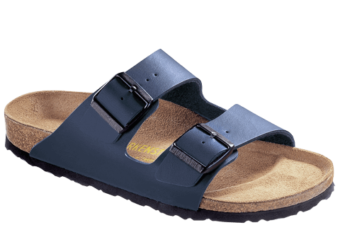BIRKENSTOCK- MEN'S ARIZONA | BIRKO-FLOR | BLUE BF
