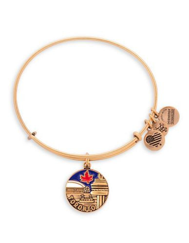 ALEX AND ANI- Toronto Charm Bangle Bracelet