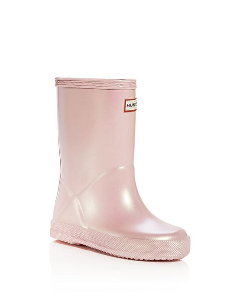 HUNTER- ORIGINAL KIDS FIRST CLASSIC NEBULA RAINBOOTS