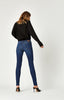 MAVI- ALISSA SUPER SKINNY JEANS IN DARK SUPERSOFT