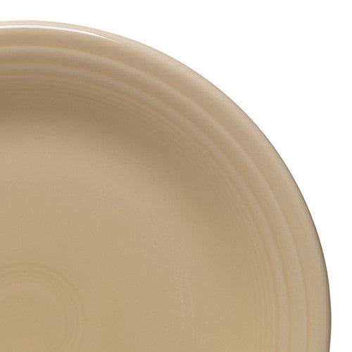 Fiesta- lunchon plate ivory