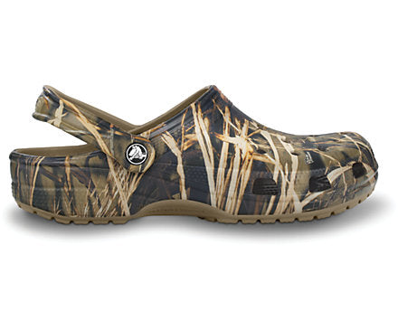 CROCS- Men's Classic Realtree® V2