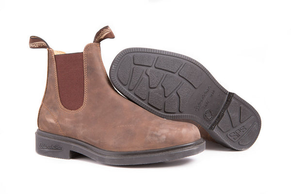 Blundstone- Men's 1306 - The Chisel Toe in Rustic Brown