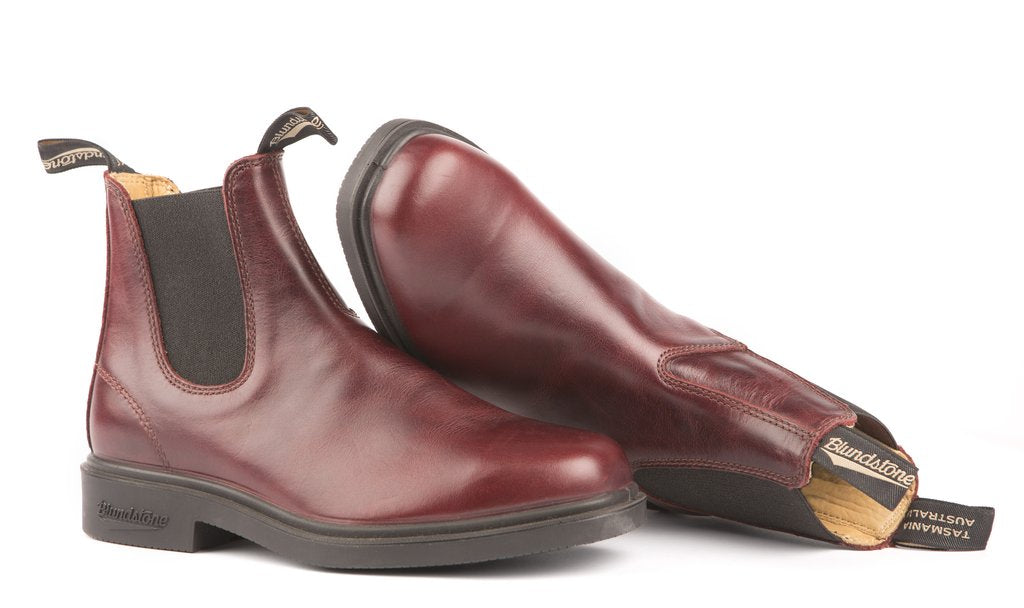 Blundstone- Men's 1309 - The Chisel Toe in Redwood